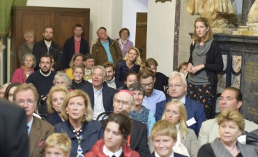 Zjazd rodziny von Oppersdorffów