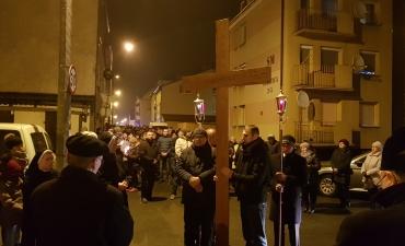 Droga Krzyżowa Ulicami Głogówka 2018_7