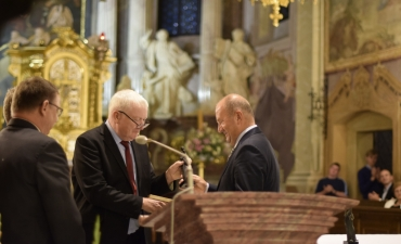 Koncert organowy Julianny Petzuch i rozdanie statuetek św. Bartłomieja_11