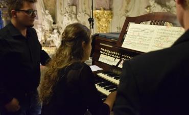 Koncert organowy Julianny Petzuch i rozdanie statuetek św. Bartłomieja_4