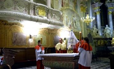 Liturgia Wielkiego Piątku 2017