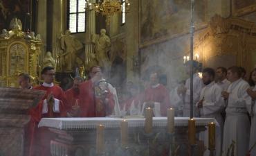Odpust Parafilany ku czci św.Bartłomieja Ap.2017_1