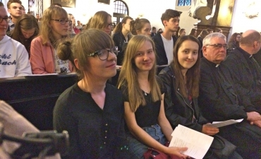 Wielkanocne Spotkanie Młodych w Jemielnicy