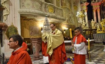 Liturgia Wielkiego Piątku 2019