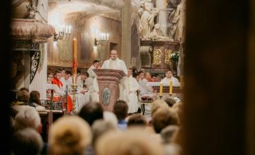 Liturgia Wigilii Paschalnej 2019