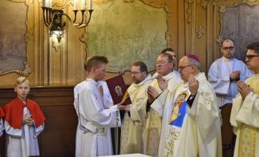 Nasz parafianin odznaczony krzyżem Pro eclesia et pontifice_15
