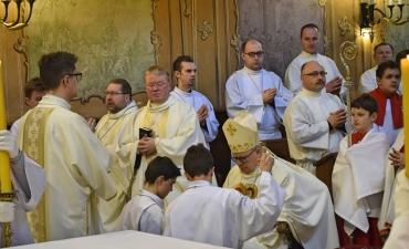 Nasz parafianin odznaczony krzyżem Pro eclesia et pontifice