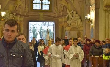 Nasz parafianin odznaczony krzyżem Pro eclesia et pontifice_1