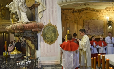 Nasz parafianin odznaczony krzyżem Pro eclesia et pontifice_21