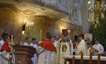 Nasz parafianin odznaczony krzyżem Pro eclesia et pontifice_23