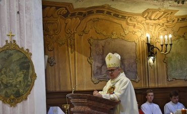 Nasz parafianin odznaczony krzyżem Pro eclesia et pontifice_28