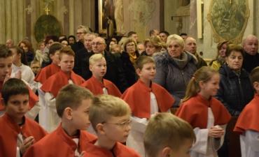 Nasz parafianin odznaczony krzyżem Pro eclesia et pontifice_34