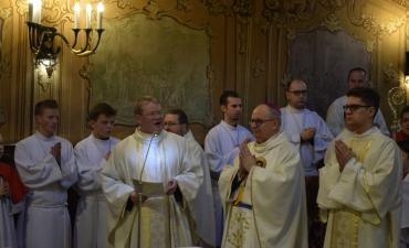 Nasz parafianin odznaczony krzyżem Pro eclesia et pontifice_42