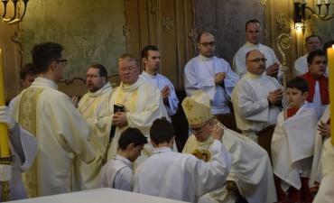 Nasz parafianin odznaczony krzyżem Pro eclesia et pontifice_46