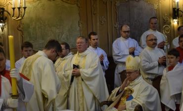 Nasz parafianin odznaczony krzyżem Pro eclesia et pontifice_47