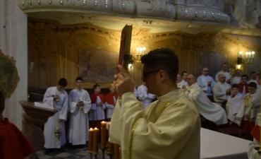 Nasz parafianin odznaczony krzyżem Pro eclesia et pontifice_48