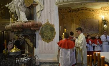 Nasz parafianin odznaczony krzyżem Pro eclesia et pontifice_49