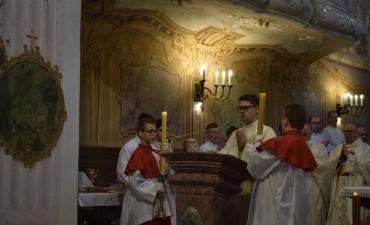 Nasz parafianin odznaczony krzyżem Pro eclesia et pontifice_50