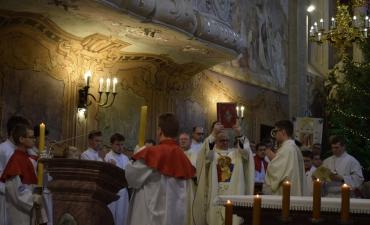 Nasz parafianin odznaczony krzyżem Pro eclesia et pontifice_51