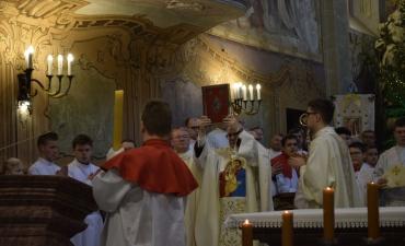 Nasz parafianin odznaczony krzyżem Pro eclesia et pontifice_52