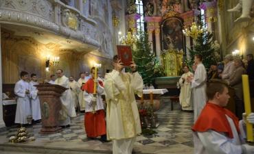 Nasz parafianin odznaczony krzyżem Pro eclesia et pontifice_53