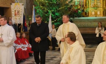 Nasz parafianin odznaczony krzyżem Pro eclesia et pontifice_59