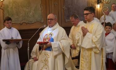 Nasz parafianin odznaczony krzyżem Pro eclesia et pontifice_60