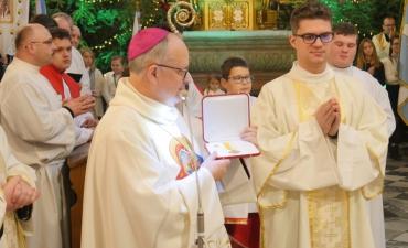 Nasz parafianin odznaczony krzyżem Pro eclesia et pontifice_63