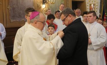 Nasz parafianin odznaczony krzyżem Pro eclesia et pontifice_67