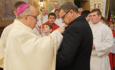 Nasz parafianin odznaczony krzyżem Pro eclesia et pontifice_68