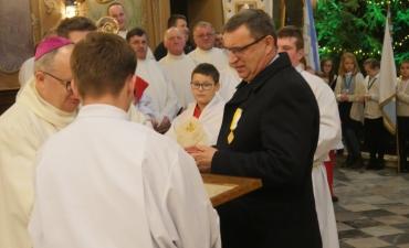 Nasz parafianin odznaczony krzyżem Pro eclesia et pontifice_69