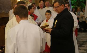 Nasz parafianin odznaczony krzyżem Pro eclesia et pontifice_70