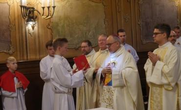 Nasz parafianin odznaczony krzyżem Pro eclesia et pontifice_73