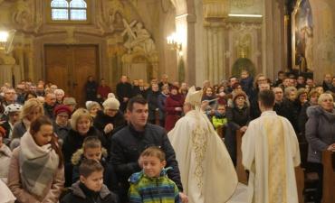 Nasz parafianin odznaczony krzyżem Pro eclesia et pontifice_76