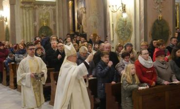 Nasz parafianin odznaczony krzyżem Pro eclesia et pontifice_77