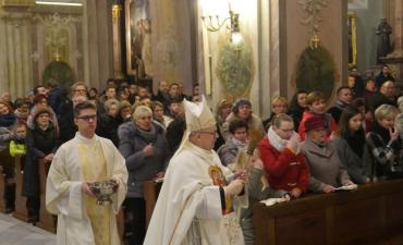 Nasz parafianin odznaczony krzyżem Pro eclesia et pontifice_78