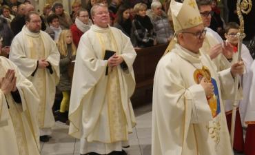 Nasz parafianin odznaczony krzyżem Pro eclesia et pontifice_80