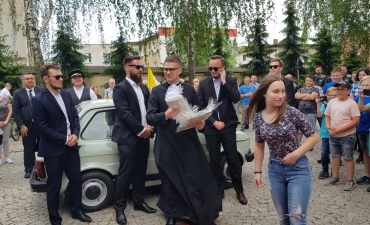 Powitanie ks. prymicjanta_32