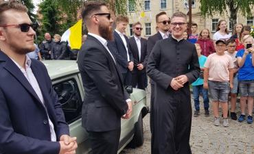 Powitanie ks. prymicjanta_38