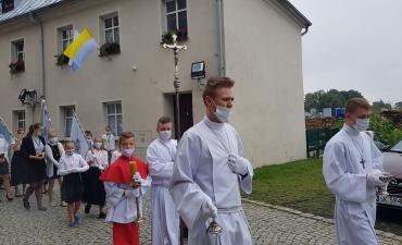 Odpust ku czci św. Bartłomieja Ap. i święceń diakonatu Dariusza Karbowskiego A.D. 2020_1