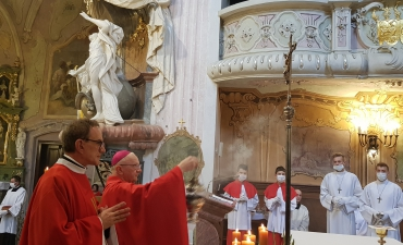 Odpust ku czci św. Bartłomieja Ap. i święceń diakonatu Dariusza Karbowskiego A.D. 2020