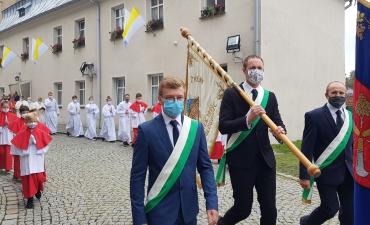 Odpust ku czci św. Bartłomieja Ap. i święceń diakonatu Dariusza Karbowskiego A.D. 2020_4